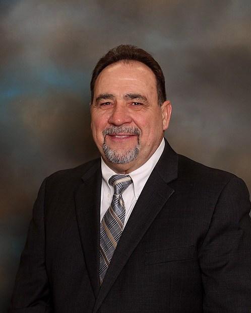Board President Kenny Stone