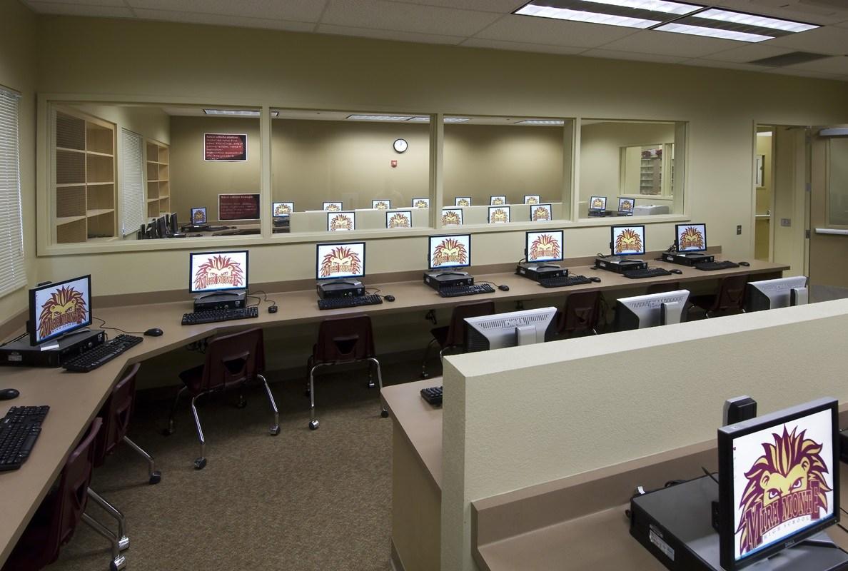Mira Monte Computer Lab
