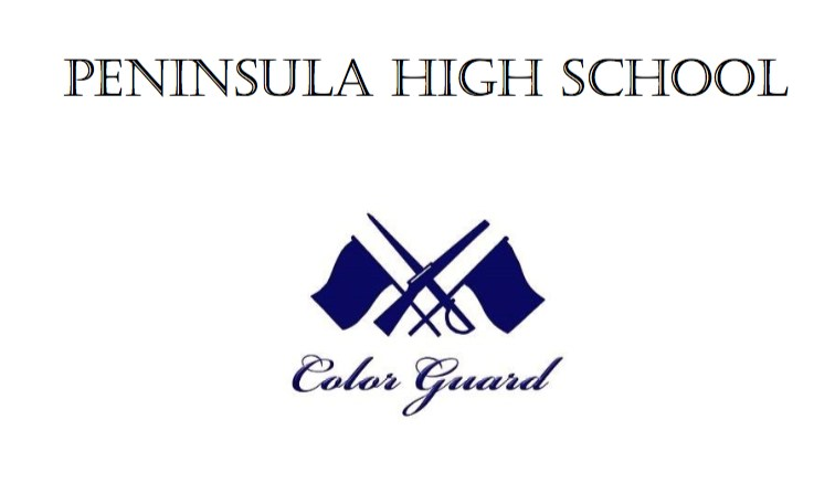 Peninsula High School Color Guard Thumbnail Image