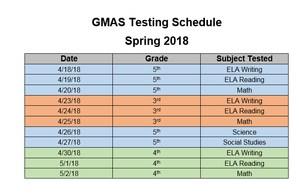 GMAS 2018