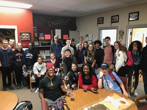 MLHS Welcomes New Students