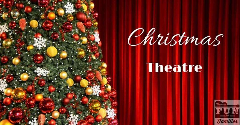 Christmas Theater Image