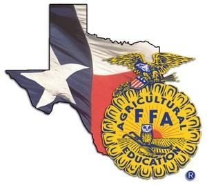 FFA Texas logo