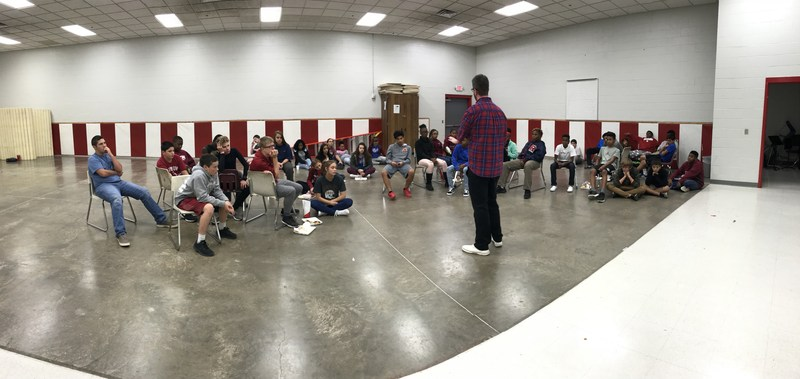FCA Students and Youth leader