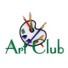 Art Club Clipart