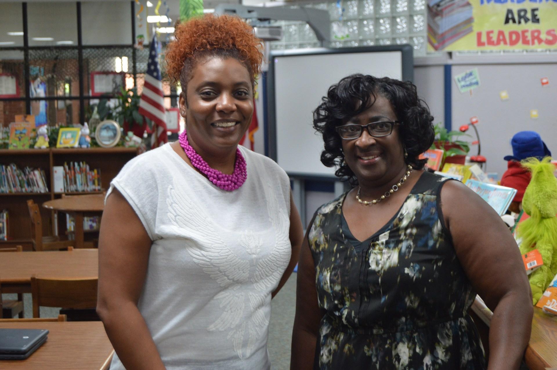 Ms Jenkins and Mrs. Sermons
