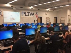 PLTW Classroom