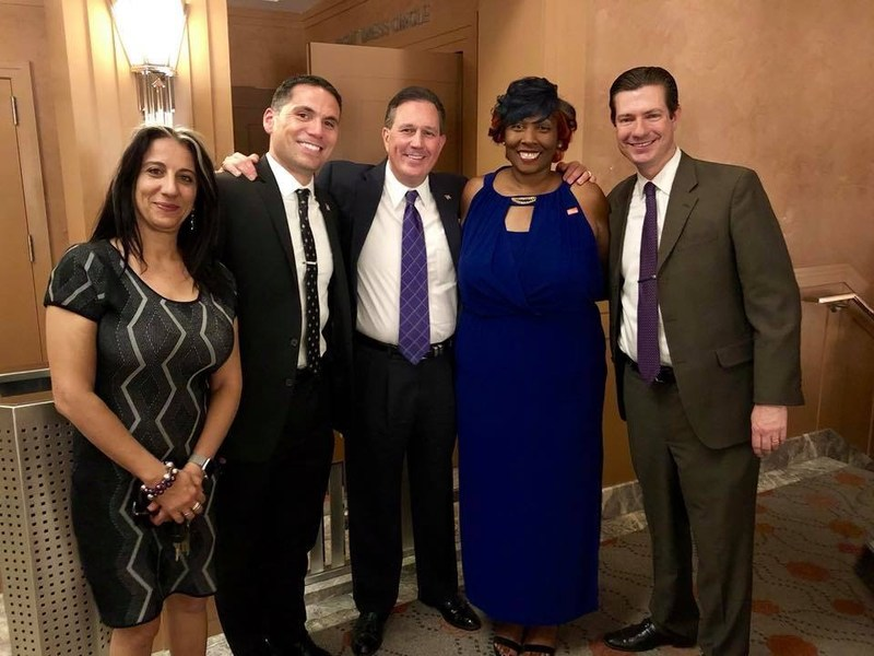 Ms. Courtney Honored at Heart of Education Awards! Featured Photo