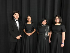 Orchestra honorees