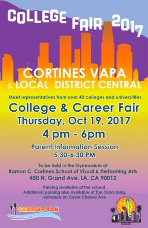 College Fair LD Central