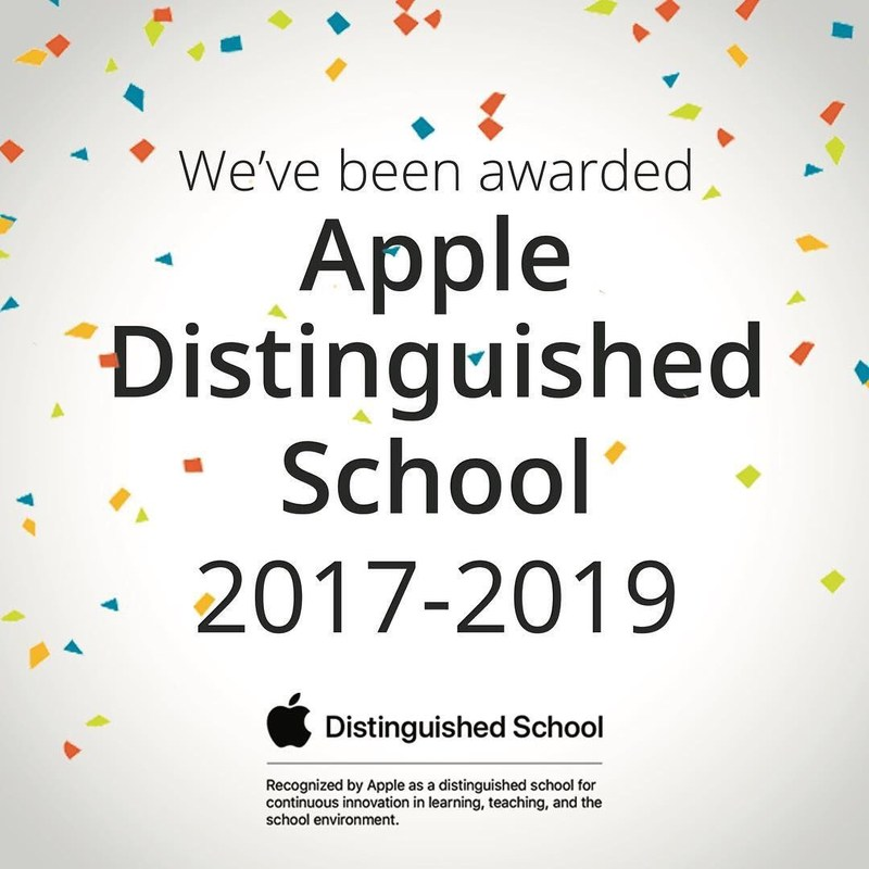 Pinecrest Institute es Apple Distinguished School Thumbnail Image