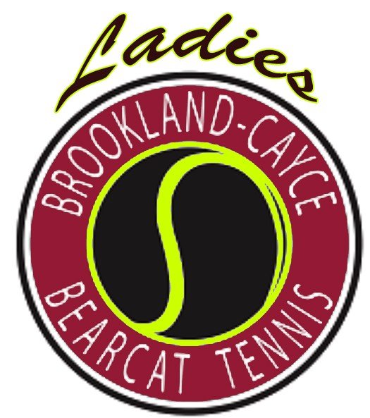 BCHS Girls Tennis Logo