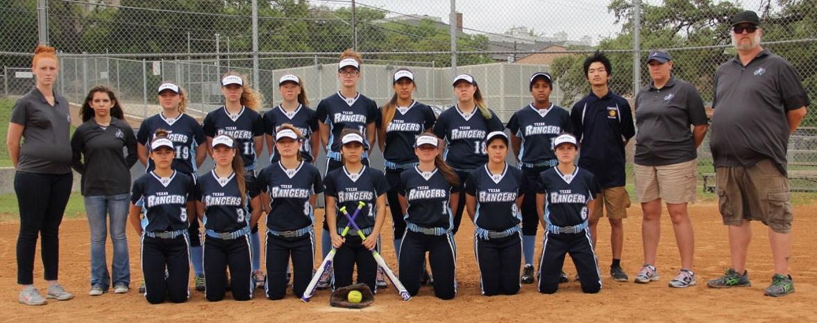 2016 Softball – Wall of Champions Softball – Texas School for the