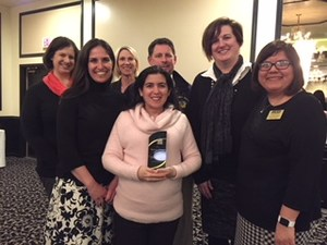 Christy Lobao, ACSA Principal of the Year