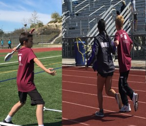 Rio students at the district-wide Special Olympics on Monday!
