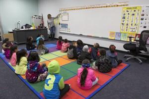 Edgemont classroom