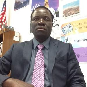 Julien Ekiaka-Oblazamengo's Profile Photo