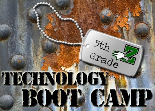 5th Grade Technology Boot Camp Thumbnail Image