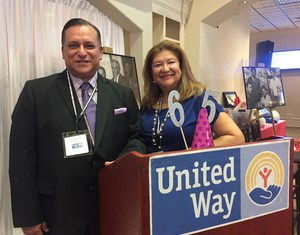 Luis D. Gonzales, Jr.  and Lali Betancourt