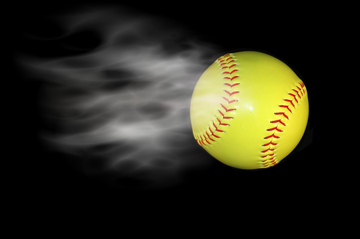 smoking softball