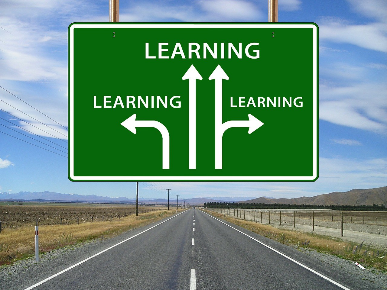 The road map to learning