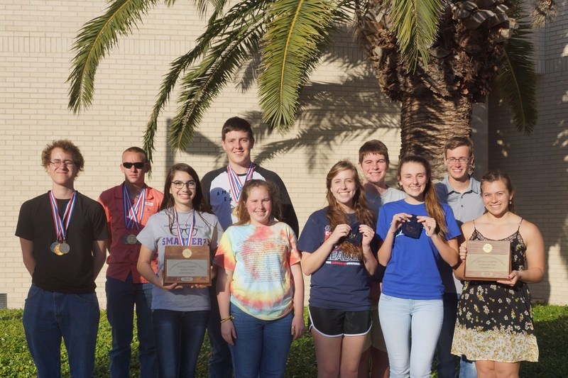 Journalism & Science Teams are Regional Champs! Thumbnail Image