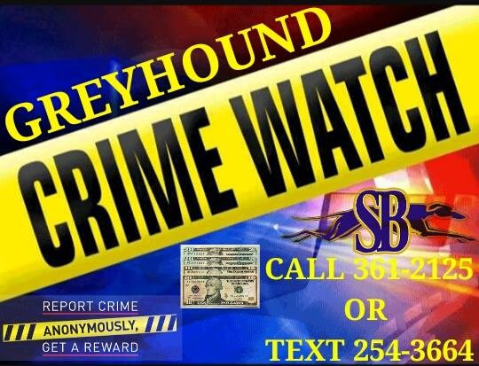 campus crime watch number is 956-254-3664