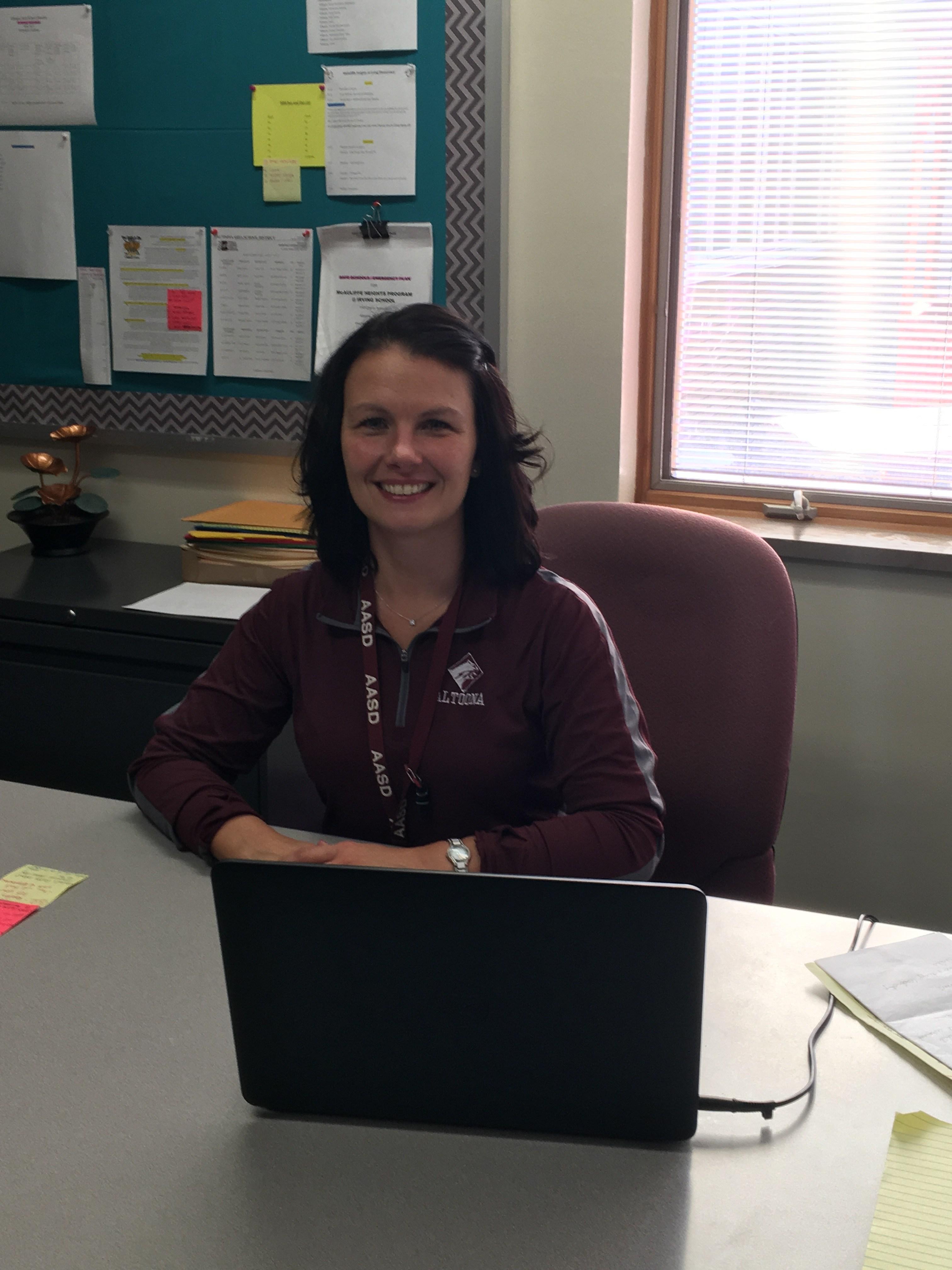 Mrs. Agnew, Principal