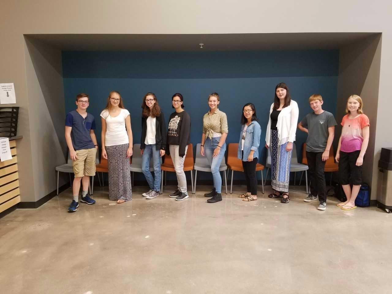 Student Council Senate 2017