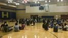 Golden Valley High School hosting a leadership workshop.