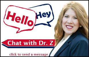 Chat with Dr. Z graphic