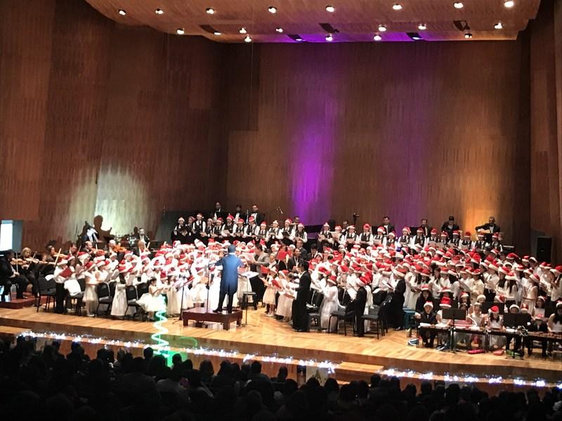Concierto en la sala Ollin Yoliztli, ¡todo un éxito! Featured Photo