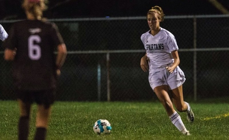 Lady Spartan Named Unsung Hero! Featured Photo