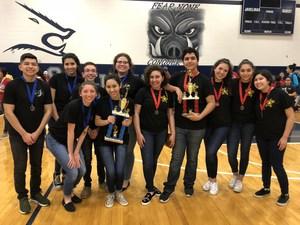 VMHS The Dream Team under Mabeline Rodriguez - Challenge D: Improv University Level
