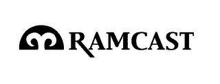 Ramcast Logo Displayed