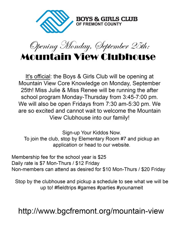 Mountain View Clubhouse Thumbnail Image