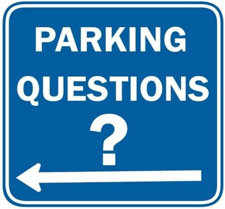 Parking questions