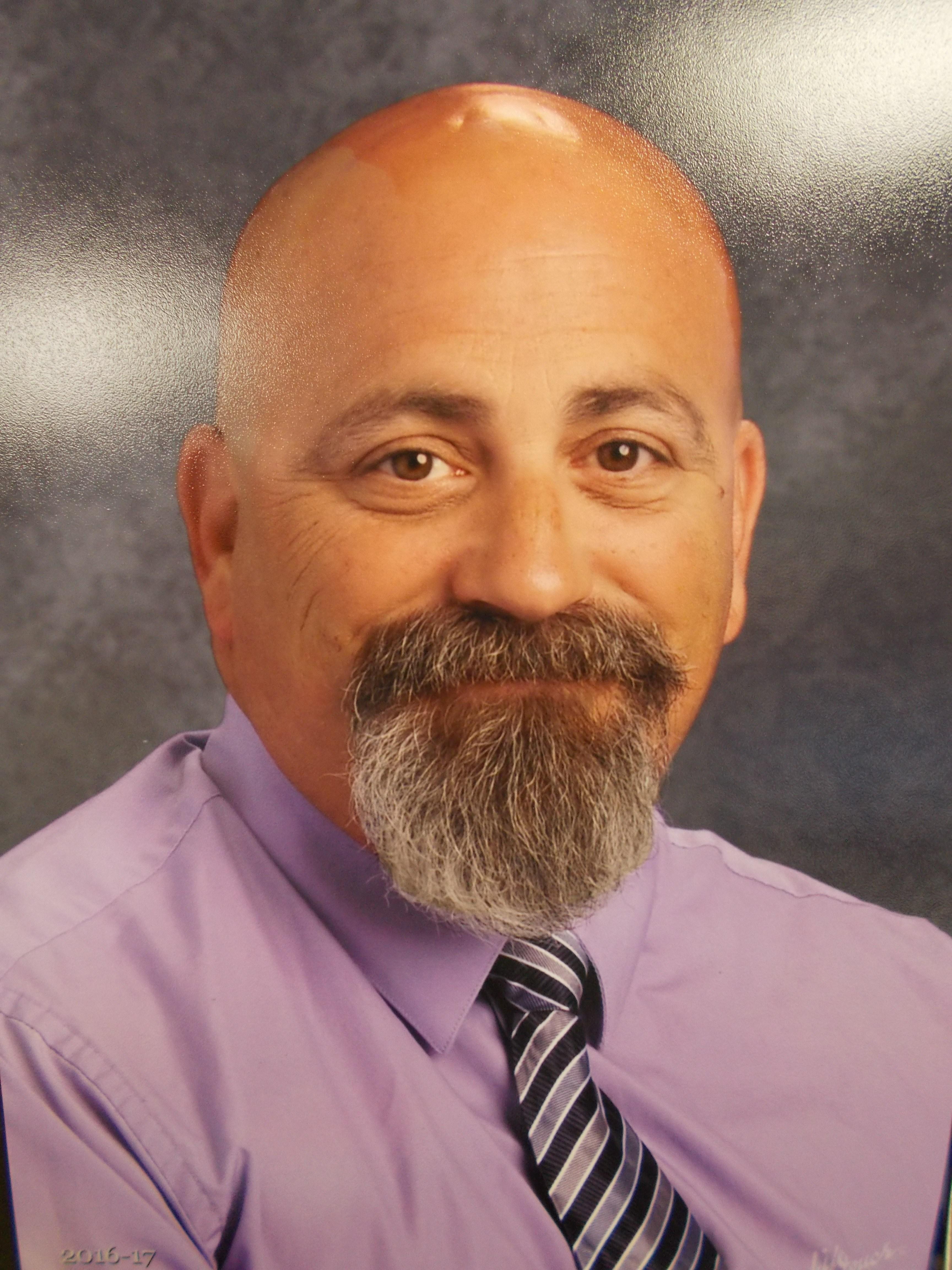 Mr. Lynch, Principal