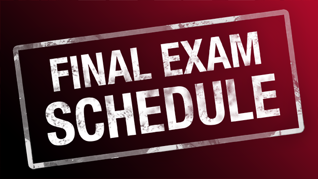 Spring 2018 Bell Schedule for Finals Featured Photo