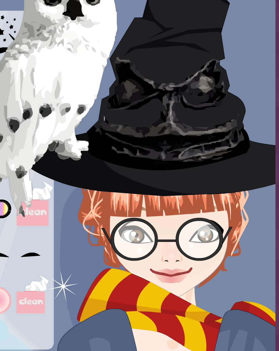 Mrs. Schippert's Harry Potter Avatar
