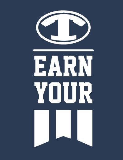 Tift logo Earn your stripes