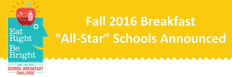 Chestnut Elementary Received Recognition As A Bronze Breakfast All-Star School Thumbnail Image
