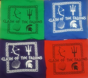 Clash of the Falcons Shirts
