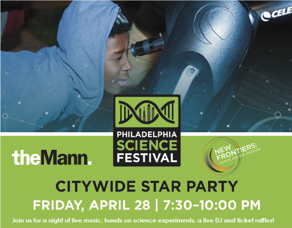 GLA Hosts City Wide Star Party! Featured Photo