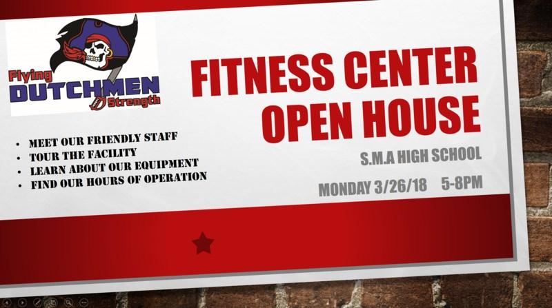 Fitness Center Open House Thumbnail Image