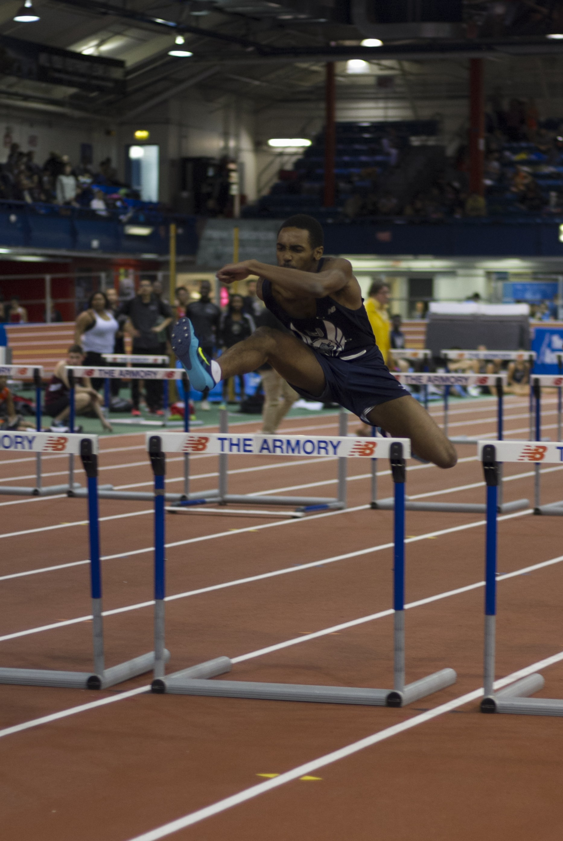 jumping the hurdle