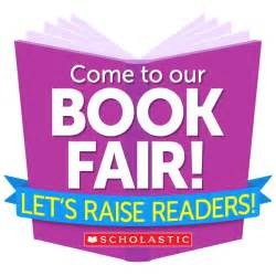 Scholastic Book Fair. (Click Here for info.) Featured Photo