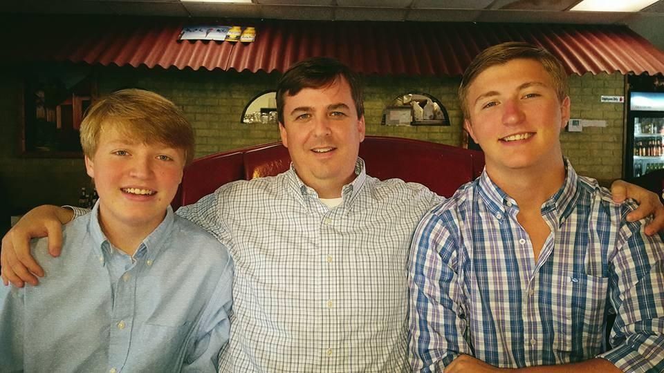 Kevin, Joshua, & Spoony