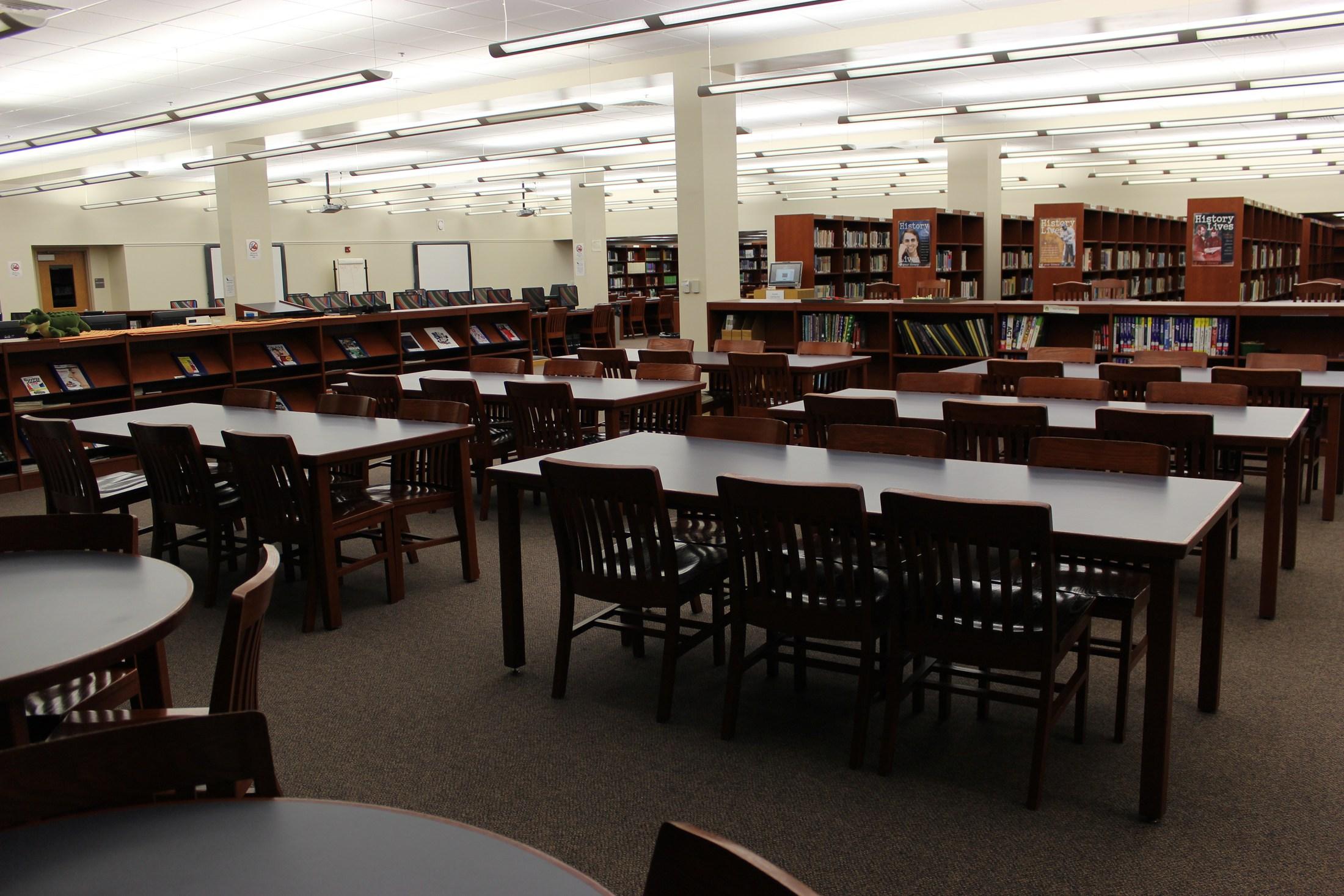 Gateway High School Library