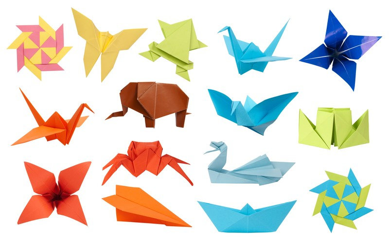 Making Basic Origami Shapes by Michael LaFosse | 496x800